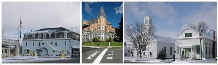 Derby Line Vermont rental properties.